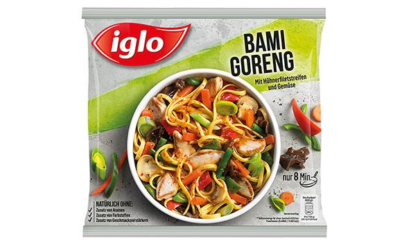 Bami Goreng / Iglo