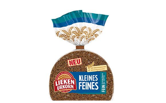Brot und Backwaren - Gold: Lieken Urkorn Kleines Feines / Lieken Brot- und Backwaren