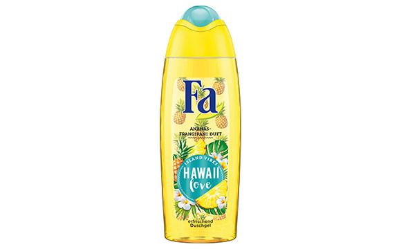 Bad- und Duschpflege - Gold: Fa Island Vibes / Henkel