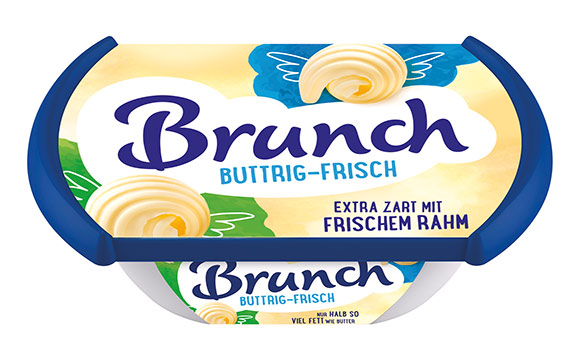Brunch buttrig-frisch / Savencia Fromage & Dairy Deutschland
