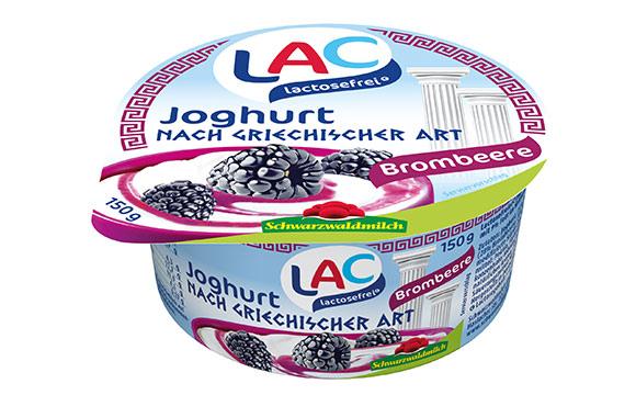 LAC Joghurt nach griechischer Art / Schwarzwaldmilch