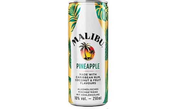 Malibu Pineapple / Pernod Ricard