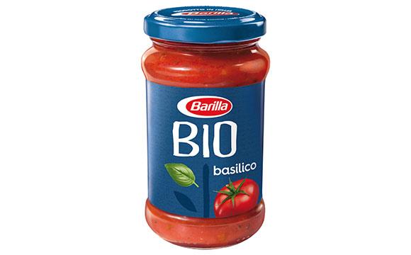 Suppen und Soßen - Silber: Barilla Basilico Sauce / Barilla Deutschland
