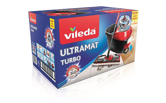Vileda Ultramat Turbo 2in1 / Vileda
