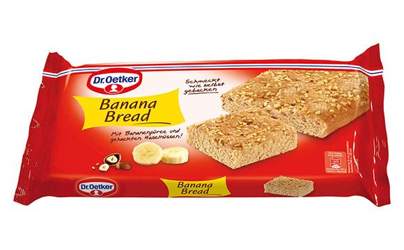 Dr. Oetker Fertiger Kuchen Banana Bread / Dr. August Oetker Nahrungsmittel