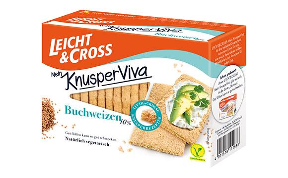 Leicht & Cross Mein Knusper-Viva / Griesson - de Beukelaer