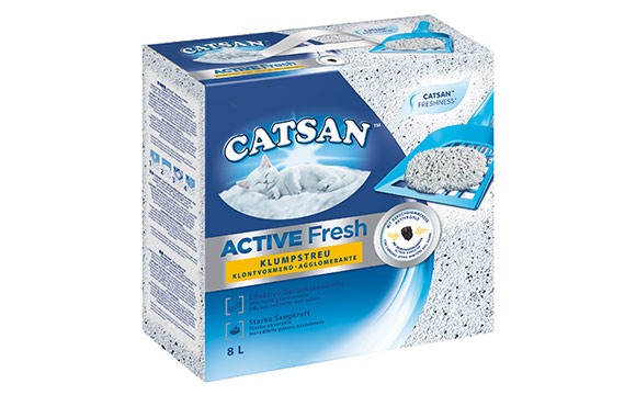 Catsan Active Fresh / Mars