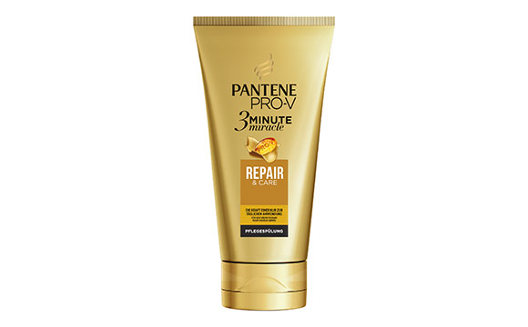 Pantene Pro-V 3 Minute Miracle Repair & Care / Procter & Gamble