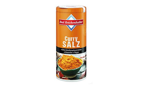 Bad Reichenhaller Curry Salz / Südwestdeutsche Salzwerke