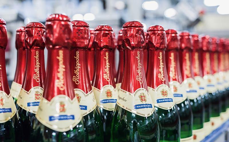 19 Prozent mehr alkoholfreien Sekt verkauft