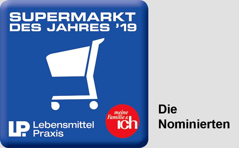 Supermarkt des Jahres 2019: Die Nominierten