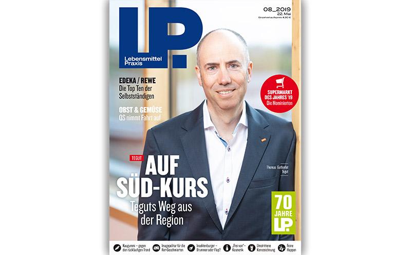 Ausgabe 08 vom 22. Mai 2019: Auf Süd-Kurs