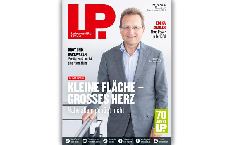 Ausgabe 13 vom 16. August 2019: Kleine Fläche - Großes Herz