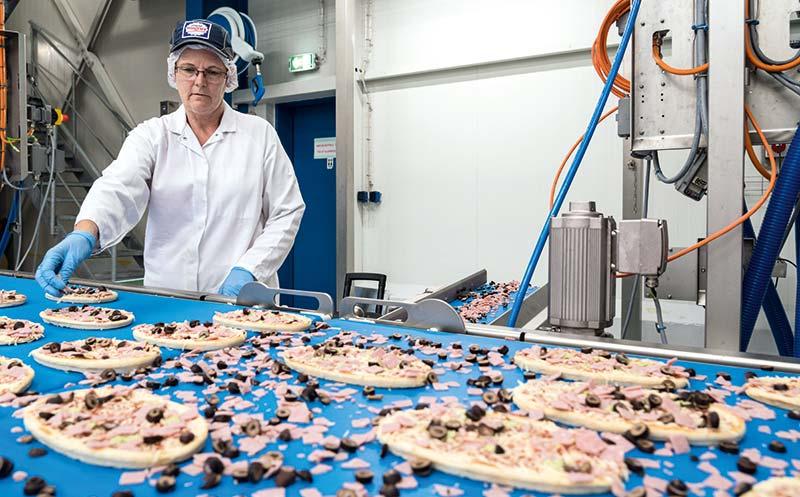 Nestlé-Wagner: Snacks vom laufenden Band