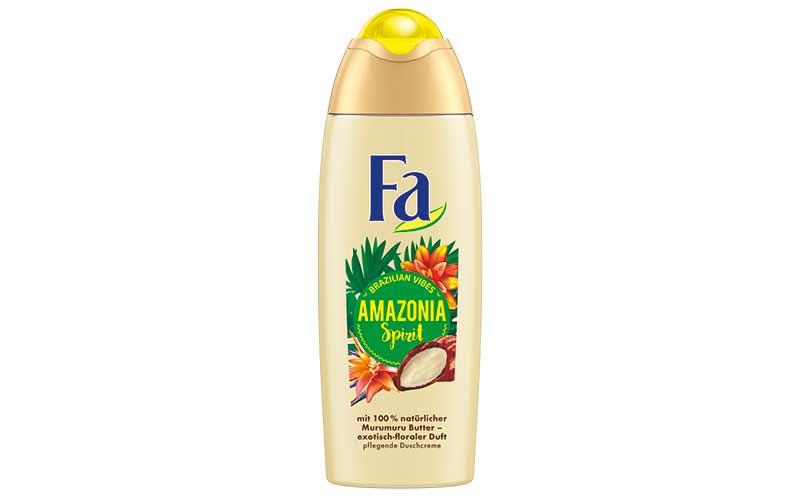 Bad- und Duschpflege - Silber: Fa Brazilian Vibes / Henkel