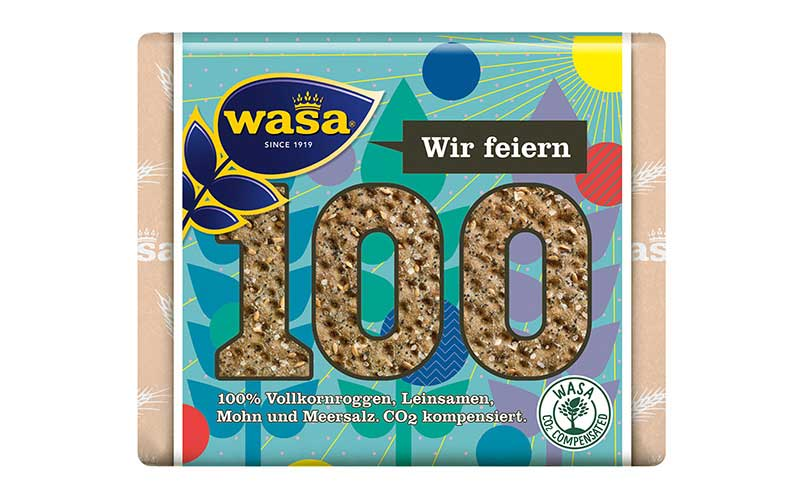 Wasa 100 Mohn & Leinsamen / Barilla Deutschland
