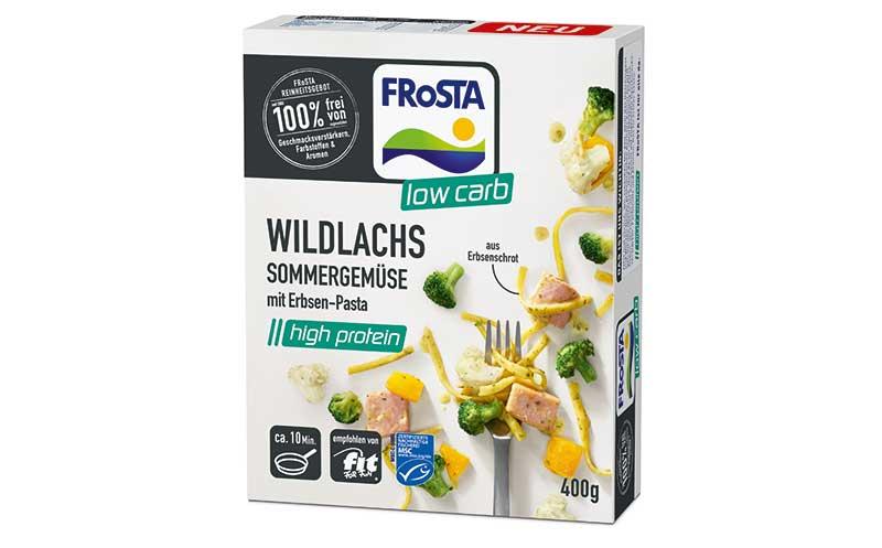 Frosta Fitness Gerichte / Frosta Tiefkühlkost