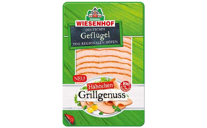 Wiesenhof Geflügelwurst Hähnchen Grillgenuss / Wiesenhof Geflügelkontor