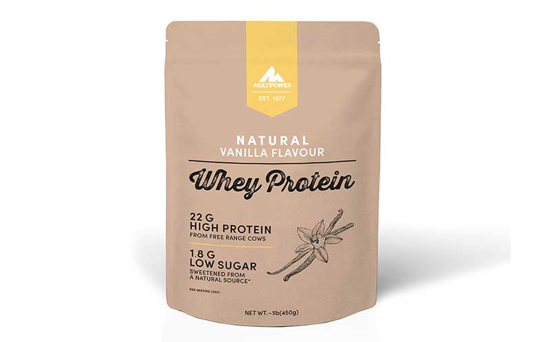 Multipower Natural Whey Protein / Genuport Trade