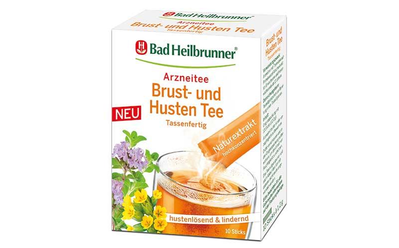 Bad Heilbrunner Arznei- und Kräutertees Tassenfertig (Tee im Stick) / Bad Heilbrunner Naturheilmittel