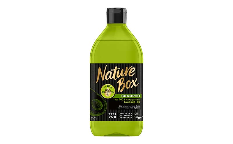 Haarpflege - Gold: Nature Box Avocado Shampoo / Henkel