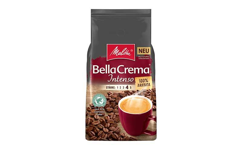 Melitta Bella Crema Intenso / Melitta Europa