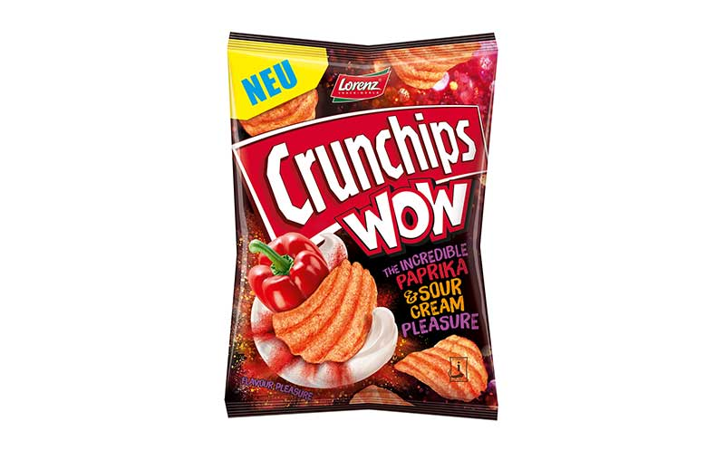 Crunchips Wow / The Lorenz Bahlsen Snack World