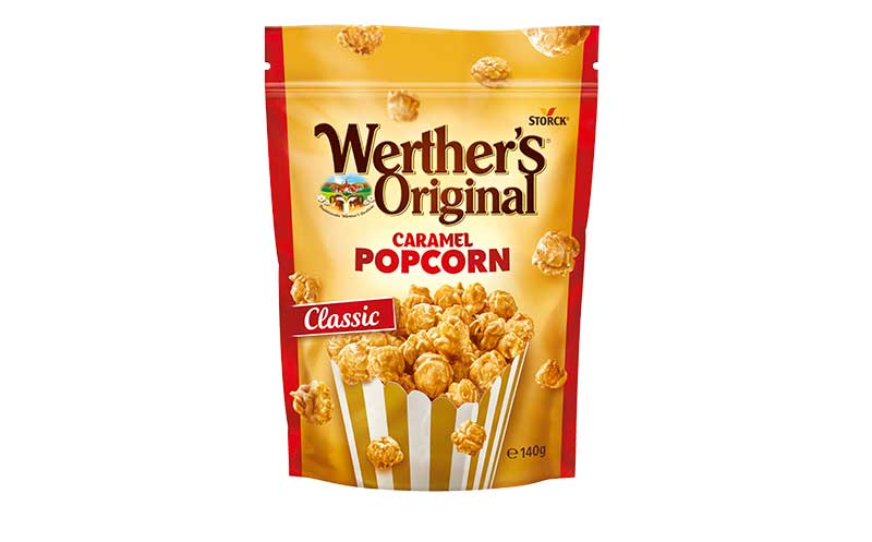 Werther's Original Caramel Popcorn / August Storck