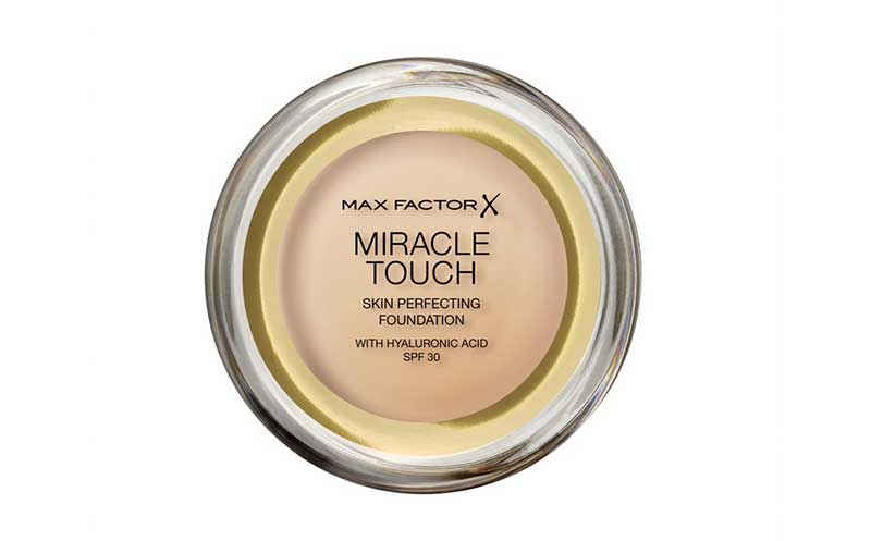 Max Factor Miracle Touch Foundation / Coty Germany