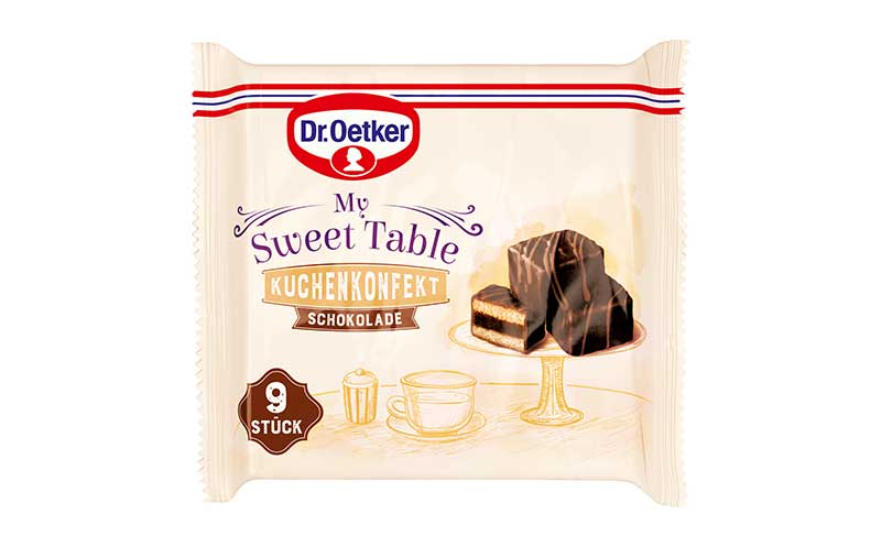 Dr. Oetker My Sweet Table / Dr. August Oetker Nahrungsmittel
