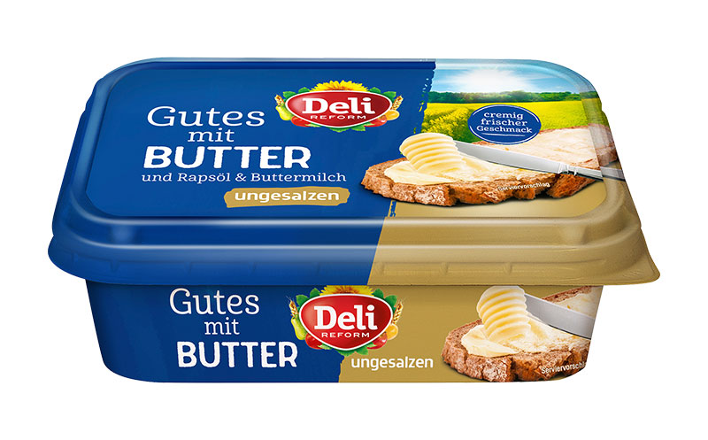 Deli Reform Gutes mit Butter / Walter Rau Lebensmittelwerke