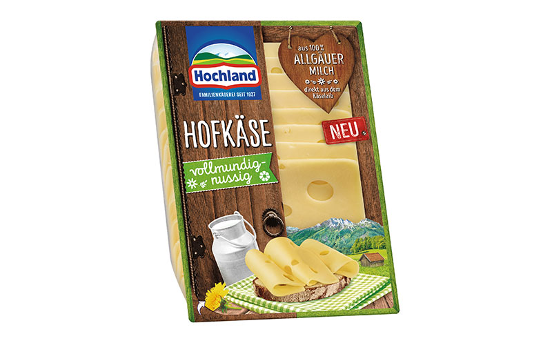 Hofkäse / Hochland Deutschland