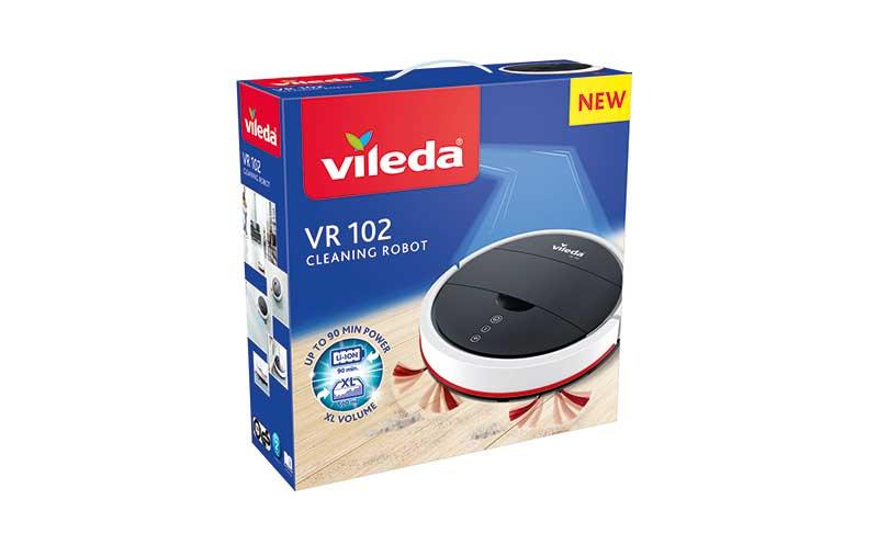 Vileda VR 102 Saugroboter / Vileda