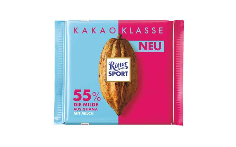 Ritter Sport Die neue Kakao-Klasse / Alfred Ritter