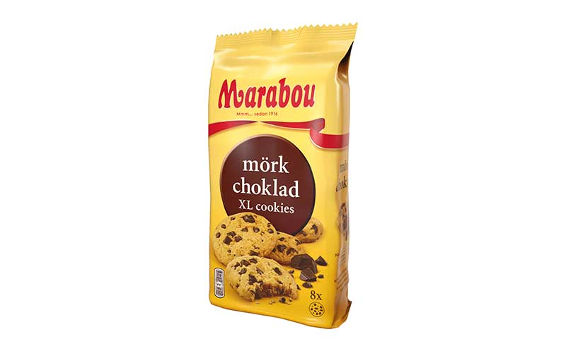 Marabou XL Cookies / Genuport Trade