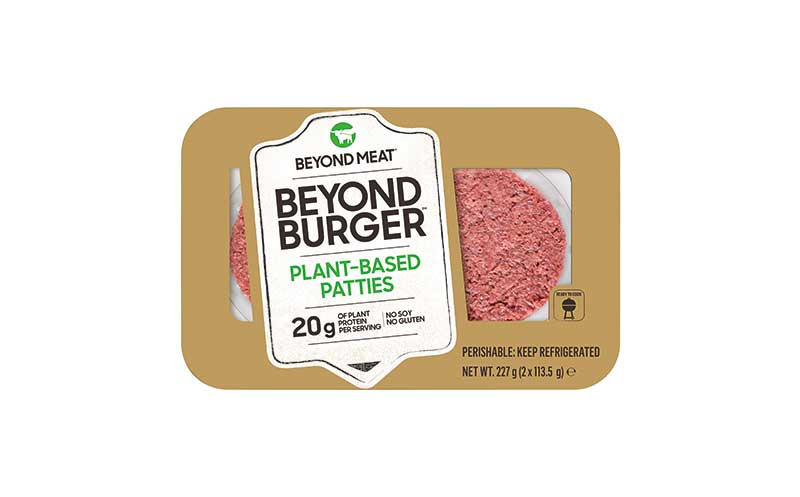 Vegetarische und vegane Alternativen - Bronze: Beyond Meat Beyond Burger / Wiesenhof Geflügel-Kontor