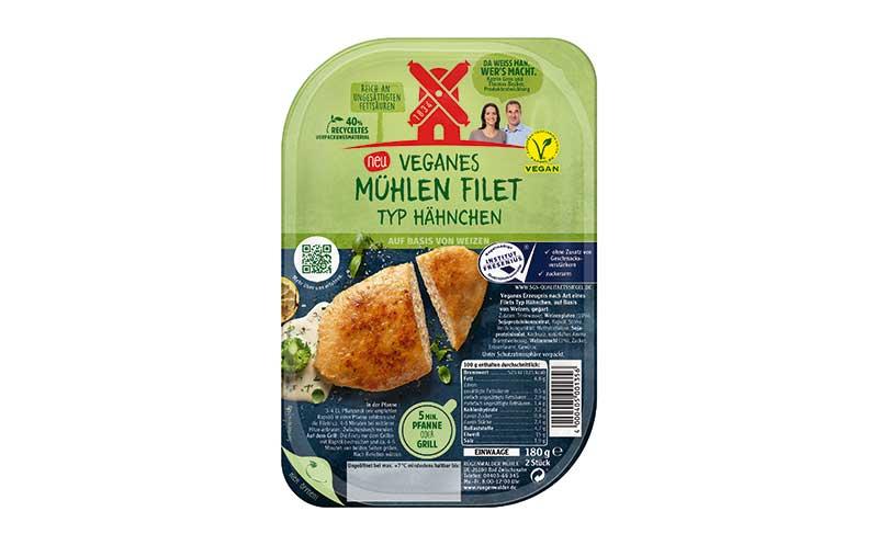 Rügenwalder Mühle Fleisch aus Pflanzen / Rügenwalder Mühle Carl Müller