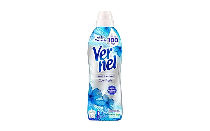 Waschmittel - Bronze: Vernel Fresh Control / Henkel