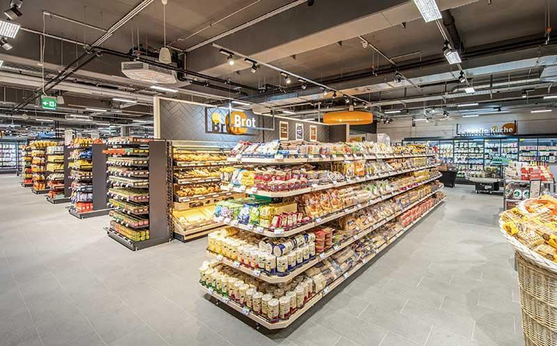 Gerade eröffnet: Expansion am Neckar