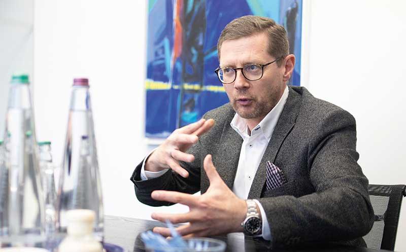 Interview Guido Grebe: Christinen ist keine Ramschmarke