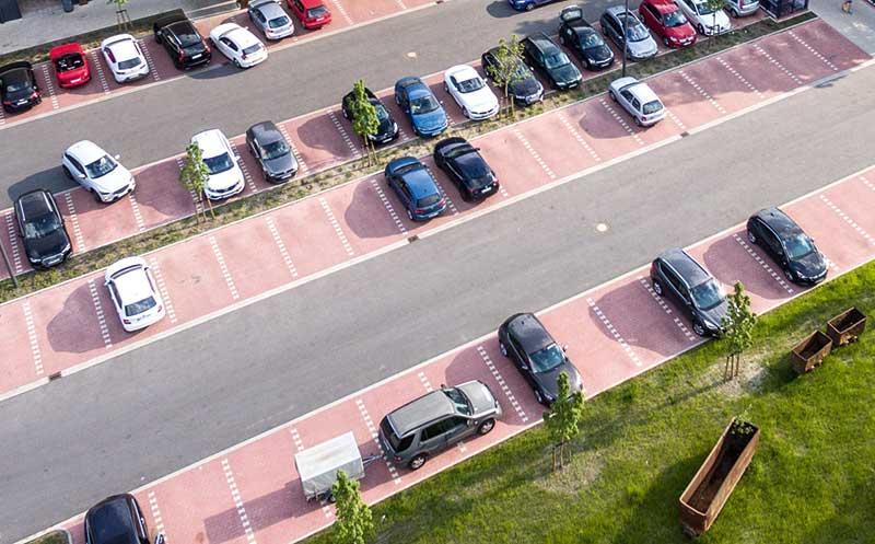 High-Tech gegen Fremdparker