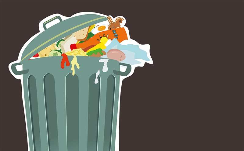 Containern: Gegen das Wegwerfen