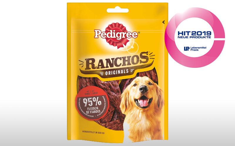 Snackgenuss mit Kauspaß: Pedigree Ranchos