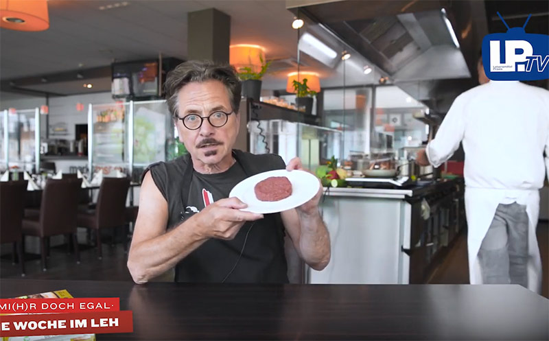 Veganer Burger im Test - Mi(h)r doch egal