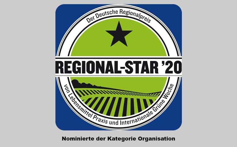 Nominierte der Kategorie Organisation