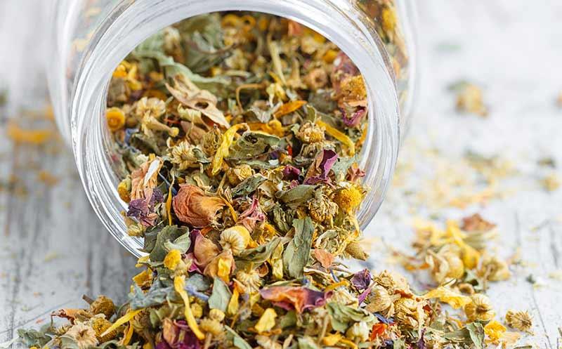 Warenverkaufskunde: Arznei-Tee
