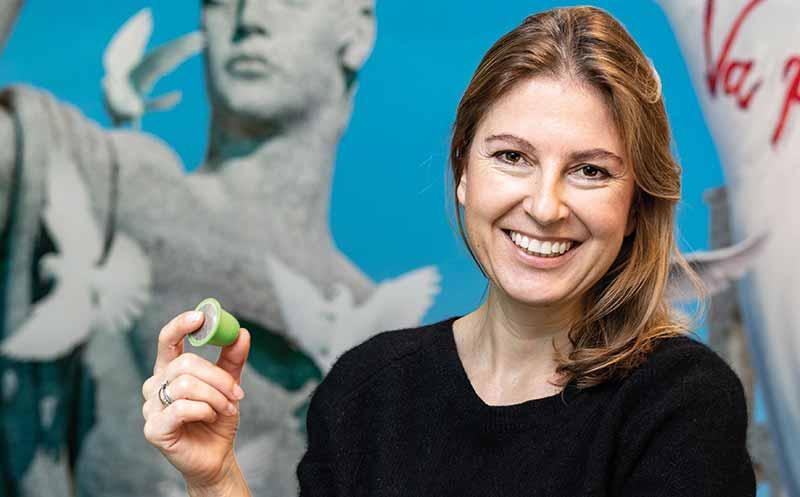 Interview Susanne Wege: Überall verfügbar sein