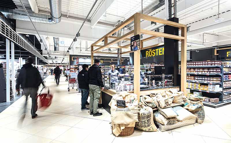 Neues Konzept: Rewe-Center Bonn-Pützchen