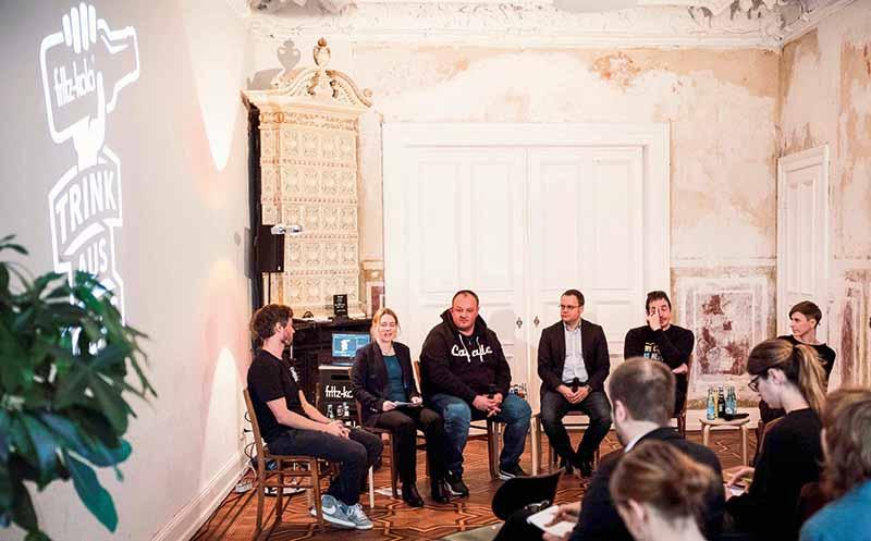 Fritz-Kola: Aufbruchstimmung in Hamburg
