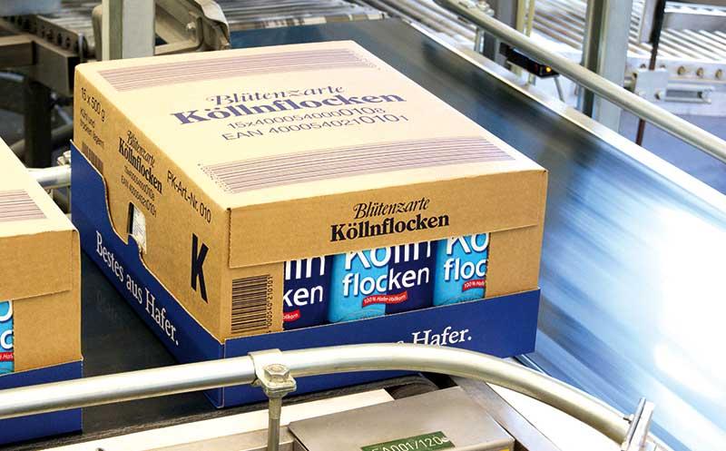 Verpackung: Solides Umfeld